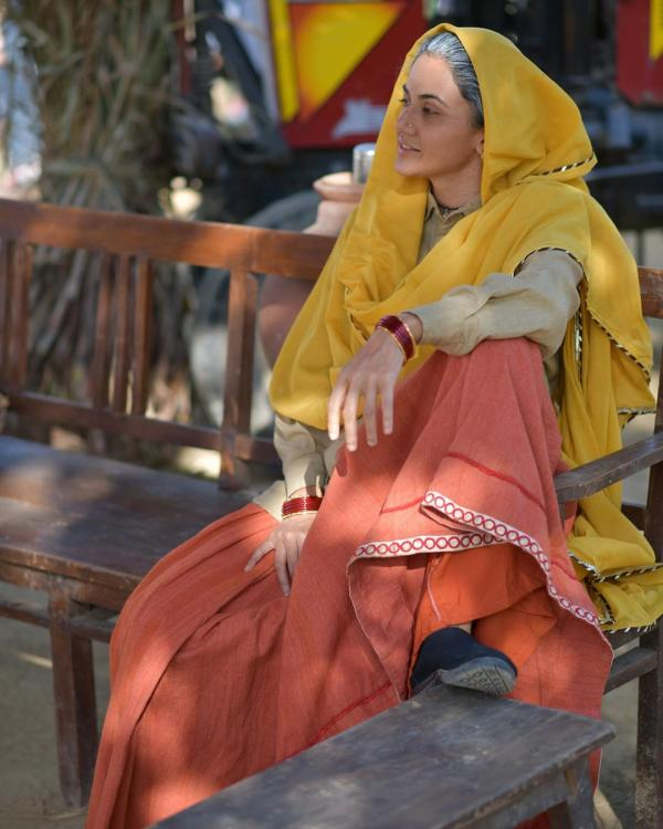 Taapsee Pannu shares her experience on working with oldest female shooters