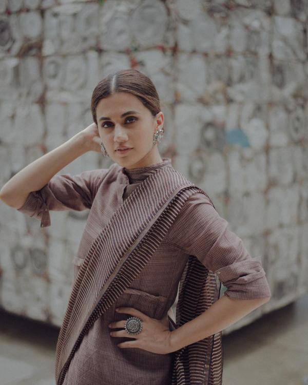 Taapsee Pannu opens up on male dominance in the film industry