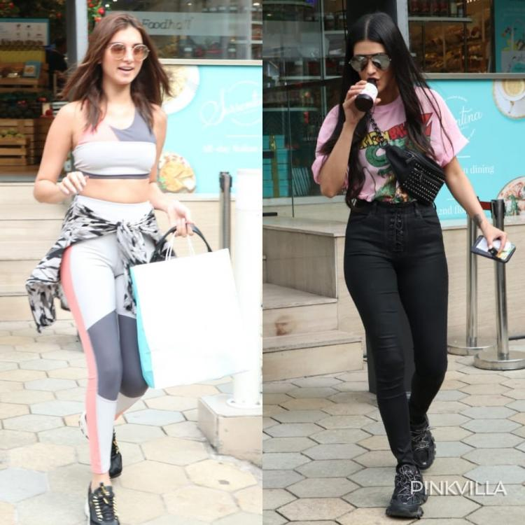 PHOTOS: Tara Sutaria gets papped as she goes shopping; Shruti Hassan poses with a beverage in her hand