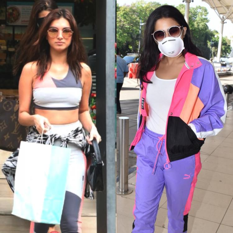 Tara Sutaria to Sara Ali Khan: The BEST Bollywood athleisure looks that we can't get enough of