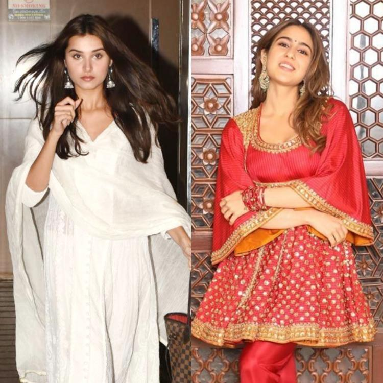 Tara Sutaria to Sara Ali Khan: ALL the celeb approved simple yet stylish ways to dress up for Eid at home