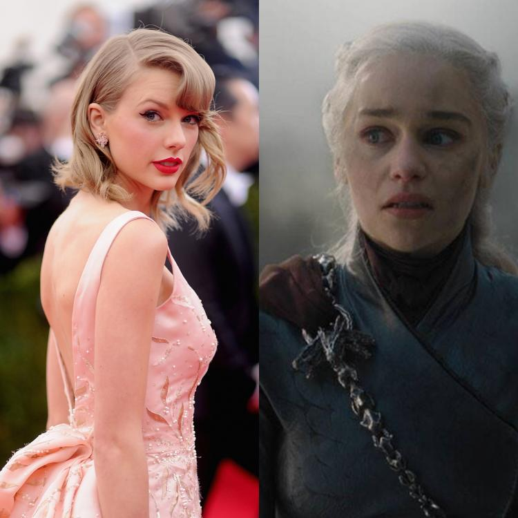 Taylor Swift 'relates' with Daenerys from Game of Thrones finale & her explanation will impress Emilia Clarke