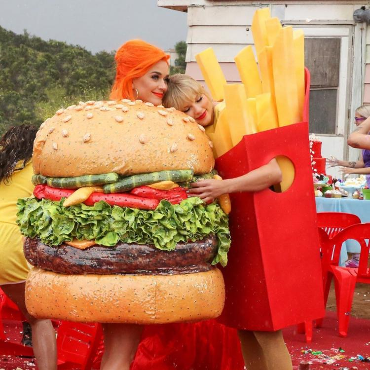 Katy Perry reveals THIS is how she apologised to Taylor Swift and ended her feud; Details Inside