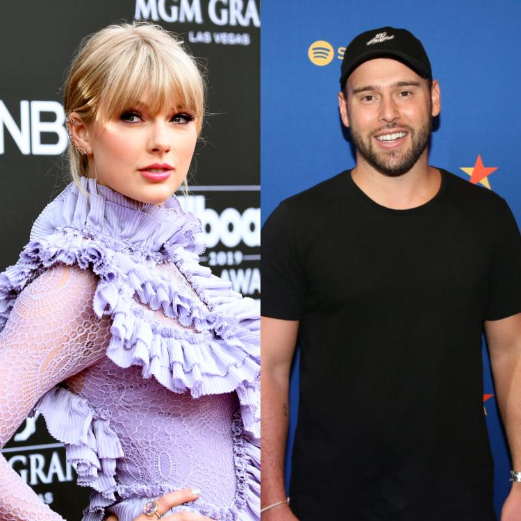 Scooter Braun has THIS to say about Taylor Swift's new album Lover; Find Out