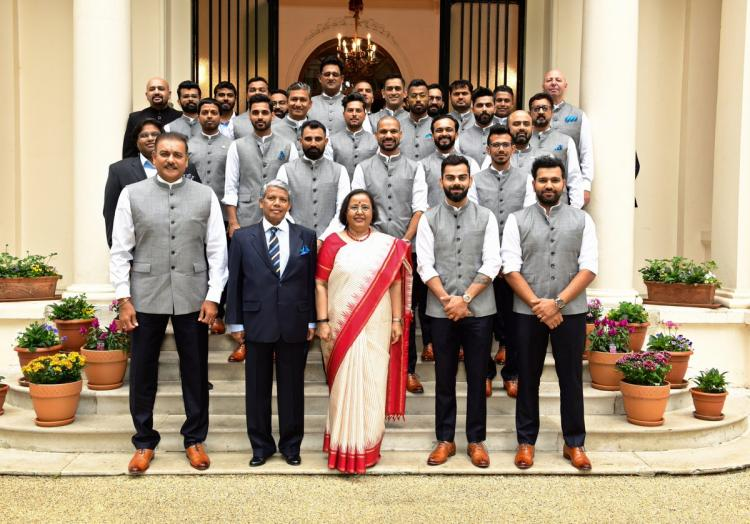 team,Indian Cricket Team,Virat Kohli,ICC Cricket World Cup 2019