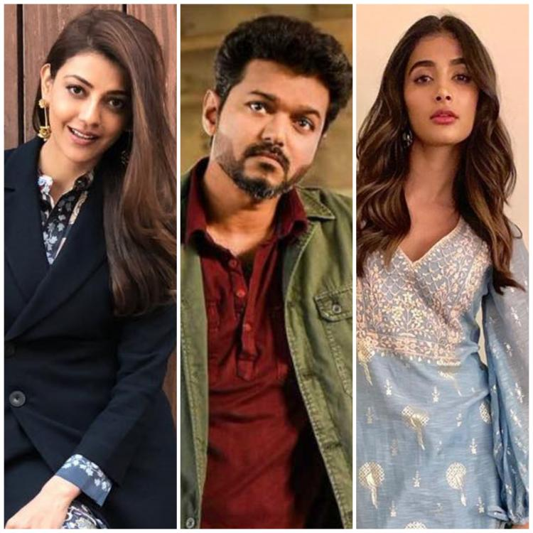Thalapathy 65: Kajal Aggarwal and Pooja Hegde in Vijay's next with AR Murugadoss?