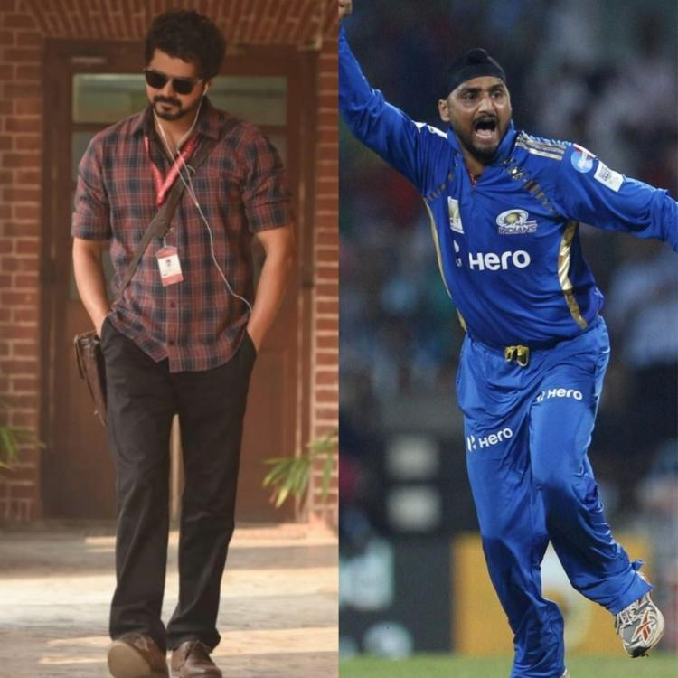 Thalapathy Vijay fans will be impressed by CSK bowler Harbhajan Singh's 'Kutty Story' on 21 days lockdown