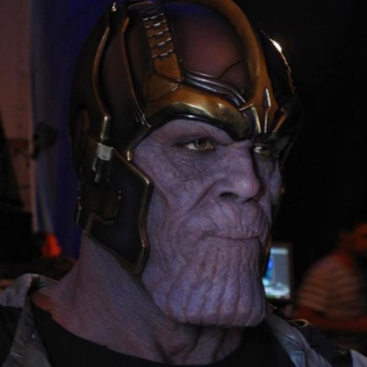Avengers: Endgame: These behind the scene pictures show Josh Brolin's transformation into Thanos