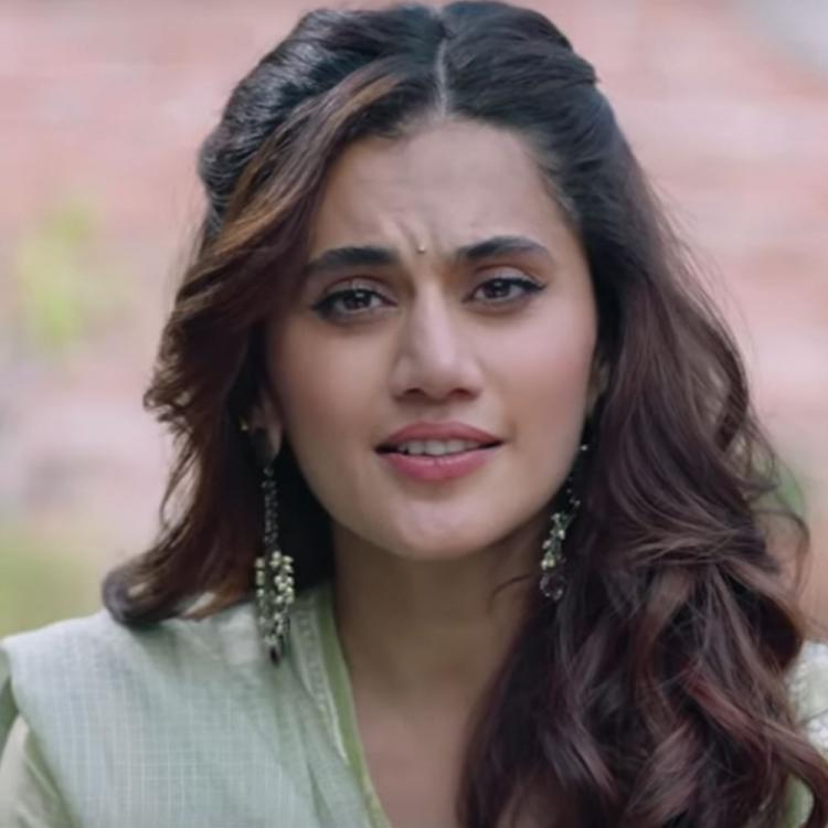Thappad: Taapsee Pannu gives Valentine's Day interesting twist; Says love isn't a license to be 'Violentine'