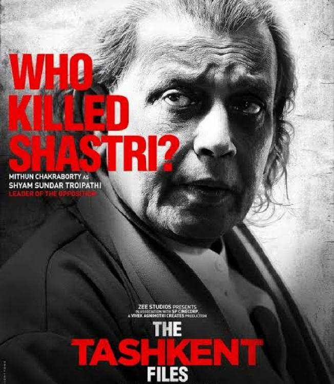 The Tashkent Files Box Office Collection Day 1: Vivek Agnihotri's directorial film starts on a poor note