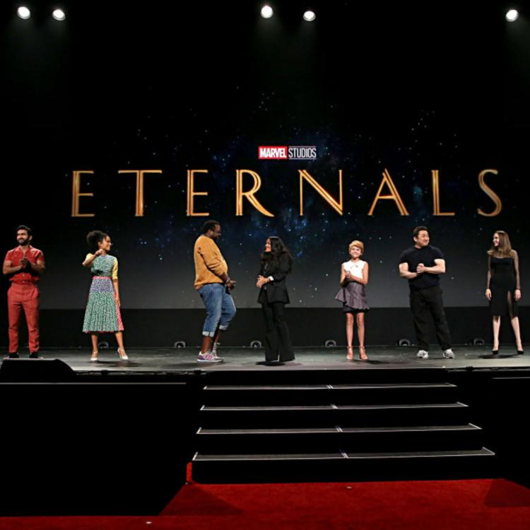The Eternals: New LEAKED photos from Angelina Jolie, Richard Madden starrer teases major plot spoilers