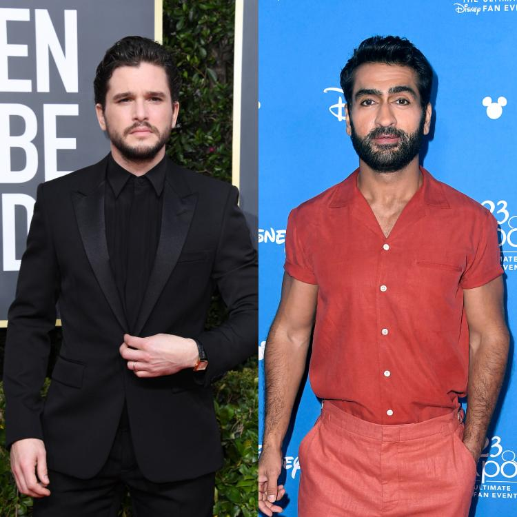 kit harington,kumail nanjiani,Hollywood,The Eternals