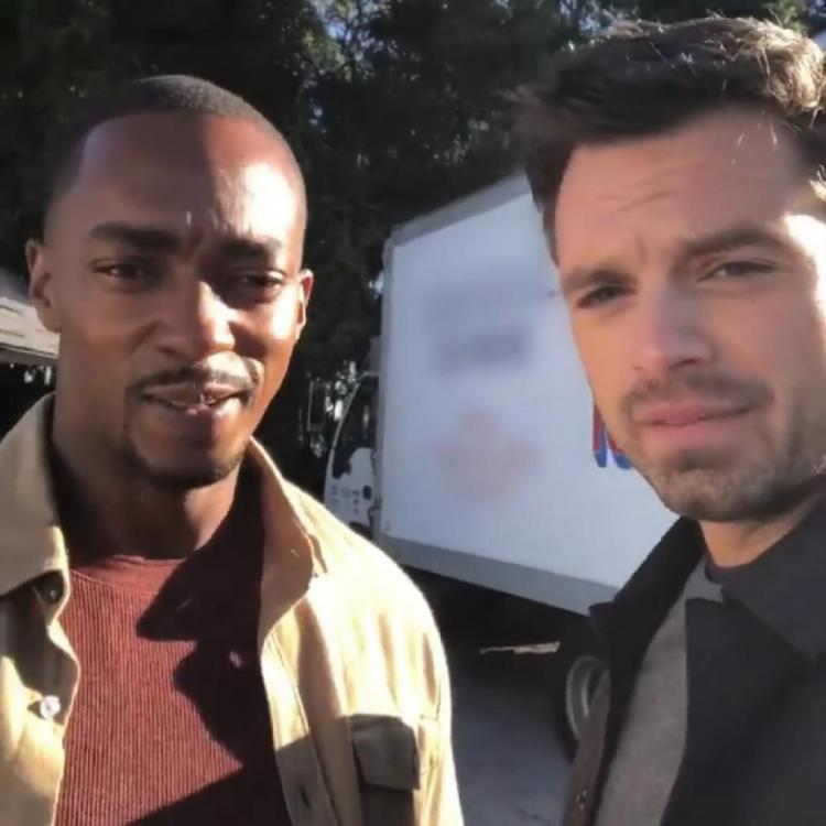 The Falcon and the Winter Soldier: Anthony Mackie shares the FIRST photo from sets; confirms filming begins
