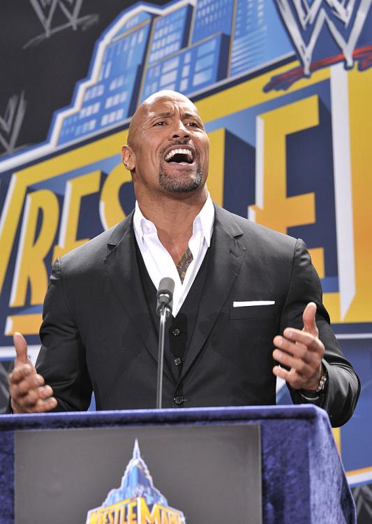 Before he became a Hollywood star, The Rock aka Dwayne Johnson was one of the biggest WWE superstars of the Attitude Era.