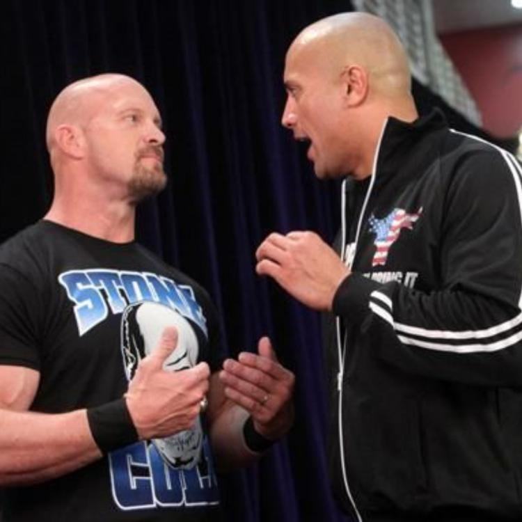 Stone Cold Steve Austin tweeted that AJ Styles sells the Stunner like The Rock.