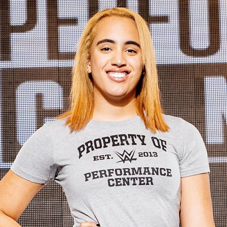 Simone Johnson will be the first fourth-generation WWE Superstar.