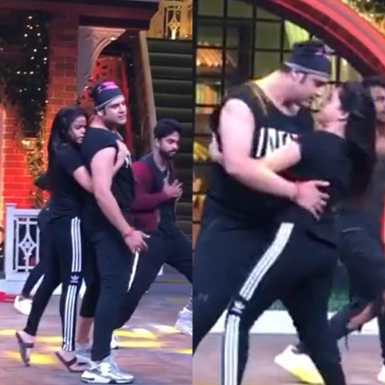 The Kapil Sharma Show: Krushna Abhishek and Sumona Chakravarti show off their amazing dancing skills; WATCH