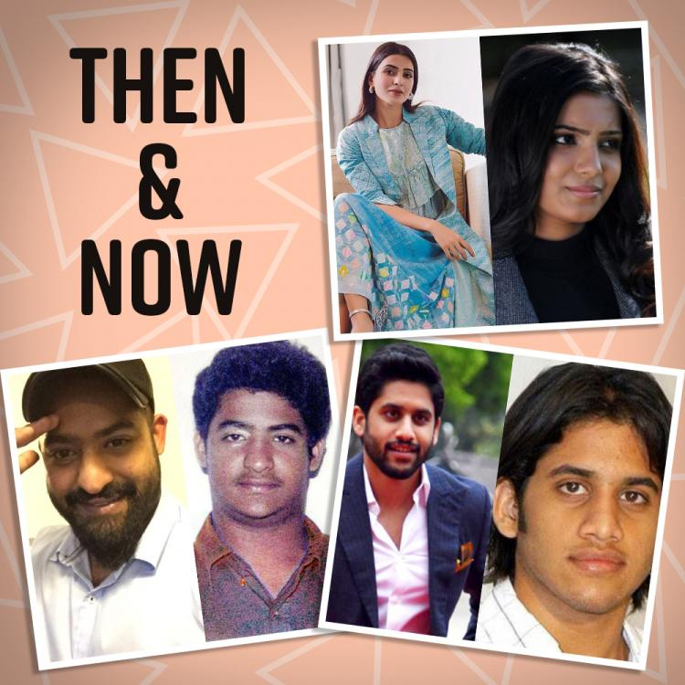 Then and Now: From Samantha Akkineni to KGF star Yash, Jr