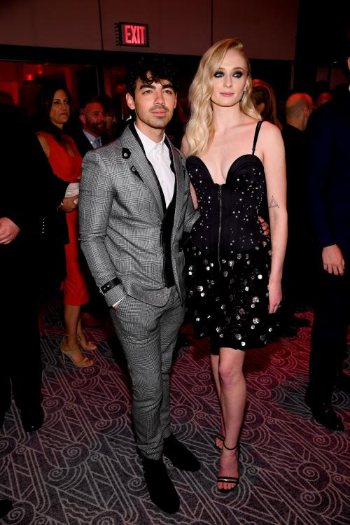 Joe Jonas and Sophie Turner got hitched on May 1, 2019.