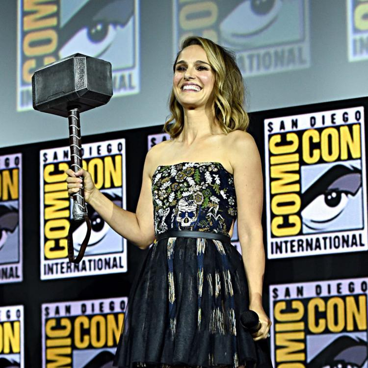 Natalie Portman,Chris Hemsworth,Thor,Hollywood,Taika Waititi