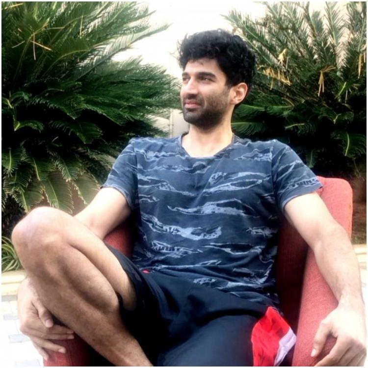 THROWBACK VIDEO: Aditya Roy Kapur's mimicry on his Instagram debut will add a kick of laughter to your day