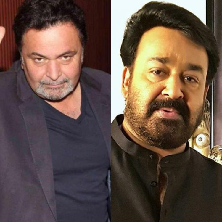 Thursday Trivia: Did you know Rishi Kapoor wanted to work with Mohanlal?