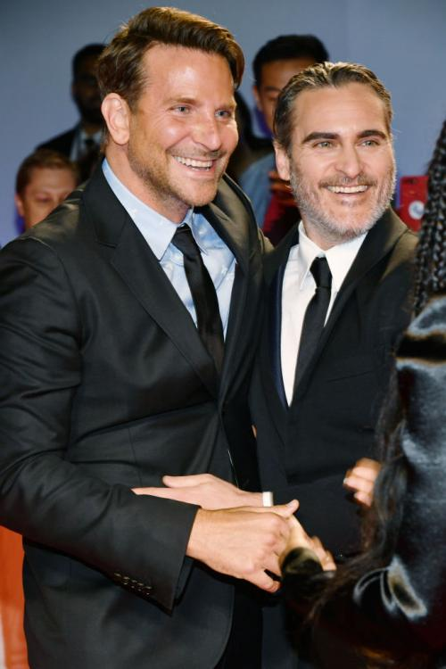 Bradley Cooper has co-produced Joaquin Phoenix starrer Joker, which recently had its premiere at TIFF 2019.