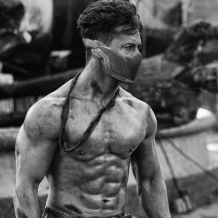 Tiger Shroff gives Baaghi 3's Ronnie a new twist as he urges fans to 'wear a mask' amid Coronavirus outbreak