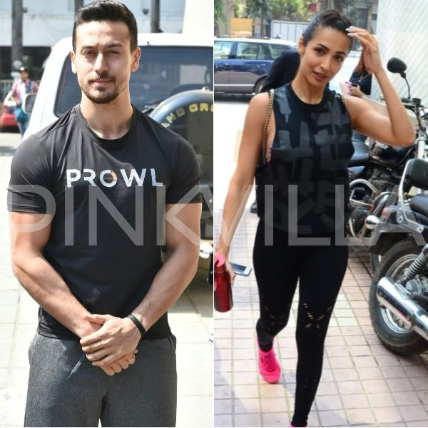 Photos,malaika arora,Tiger Shroff