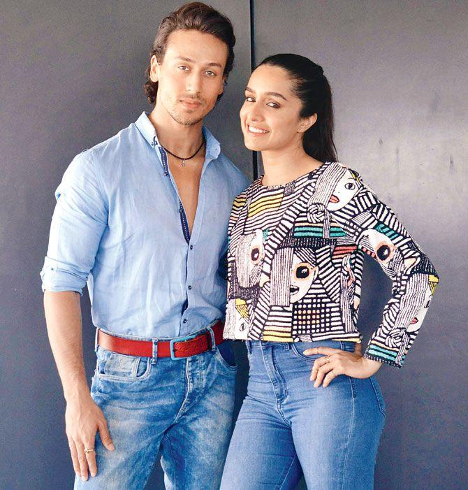 Shraddha Kapoor and Tiger Shroff to team up once AGAIN for Baaghi 3; read details