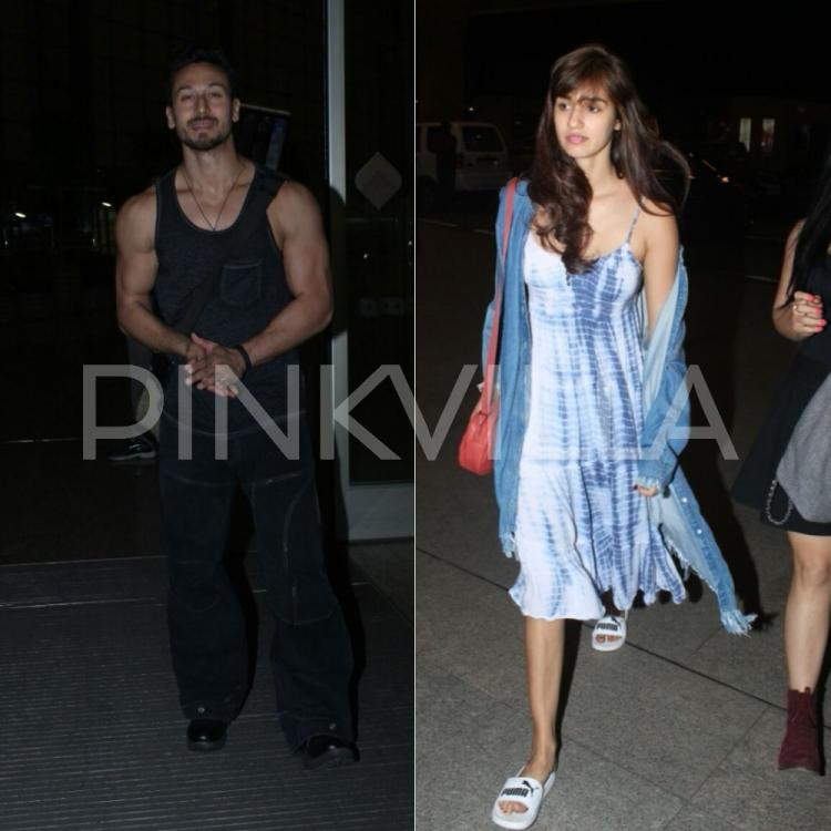 Photos,Tiger Shroff,disha patani,Baaghi 2