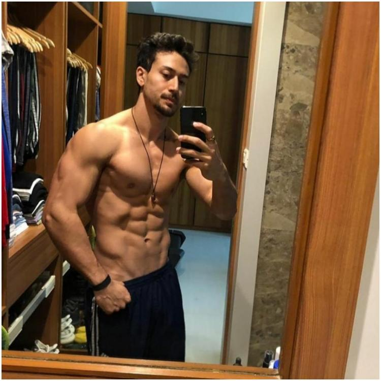 Tiger Shroff's shirtless workout video will give you inspiration ...