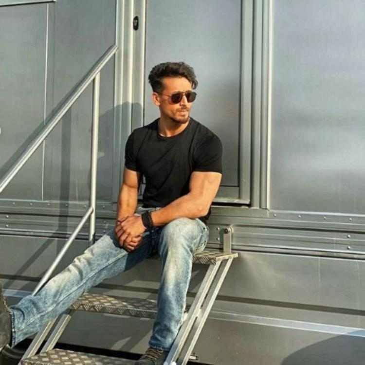Tiger Shroff shares PICS from Baaghi 3 sets as he shoots amidst the cold weather in Serbia; Take a look
