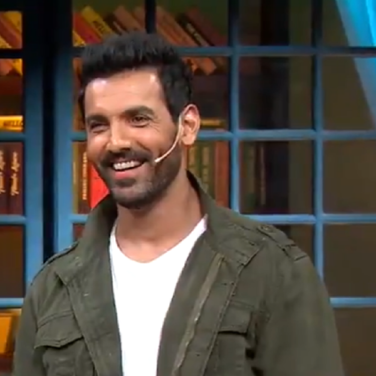The Kapil Sharma Show: John Abraham graces the show to