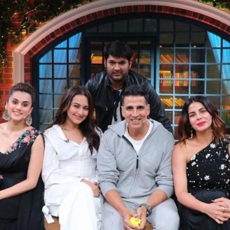 The Kapil Sharma Show August 10, 2019 Written Update: Mission Mangal cast on show tonight