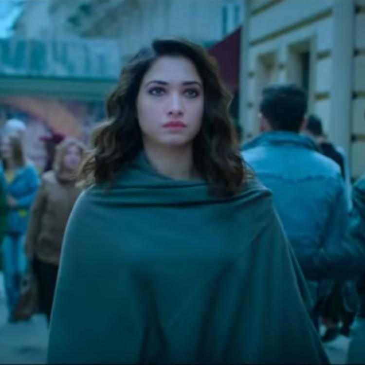 Action Teaser: Tamannaah Bhatia and Vishal starrer is all about stunts and action