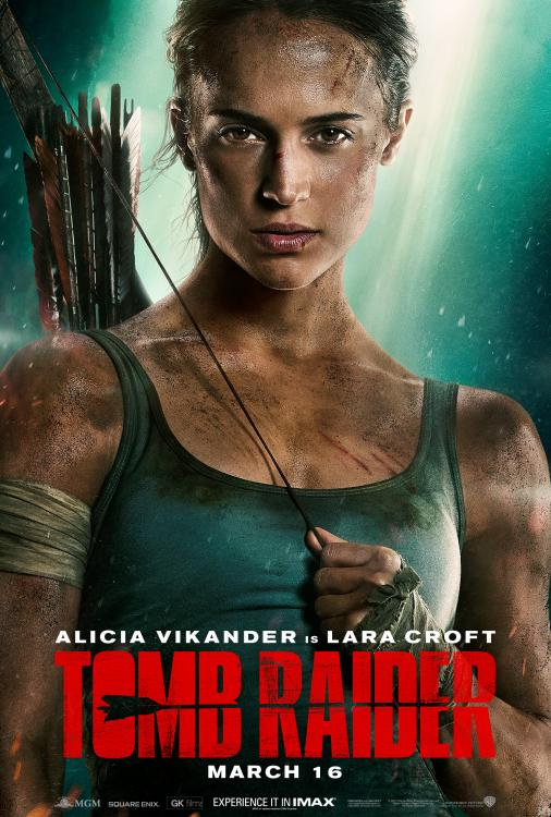 Hollywood,tomb raider