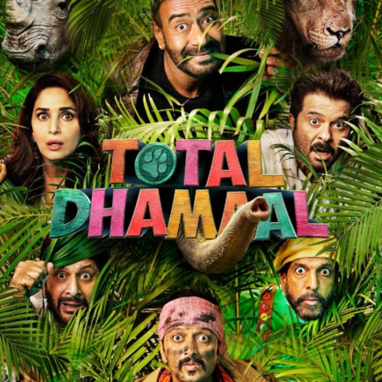 Total Dhamaal third poster: the Ajay Devgn starrer creates a buzz again