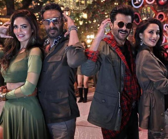 Total Dhamaal Box Office Collection Day 5: Ajay, Anil and Madhuri starrer inches closer to 100 crore club