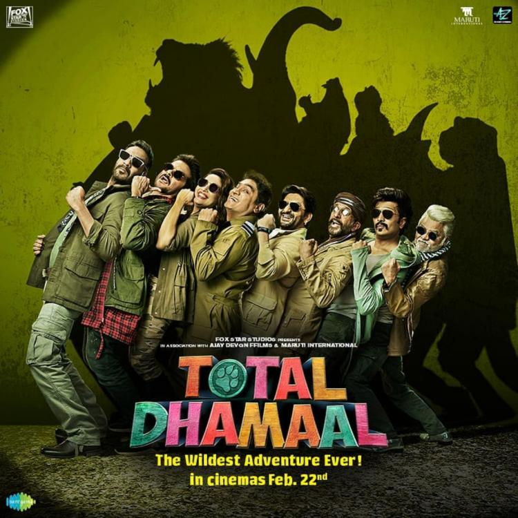 Total Dhamaal Box Office Collection Day 14: Anil Kapoor, Ajay Devgn starrer is going strong at domestic market