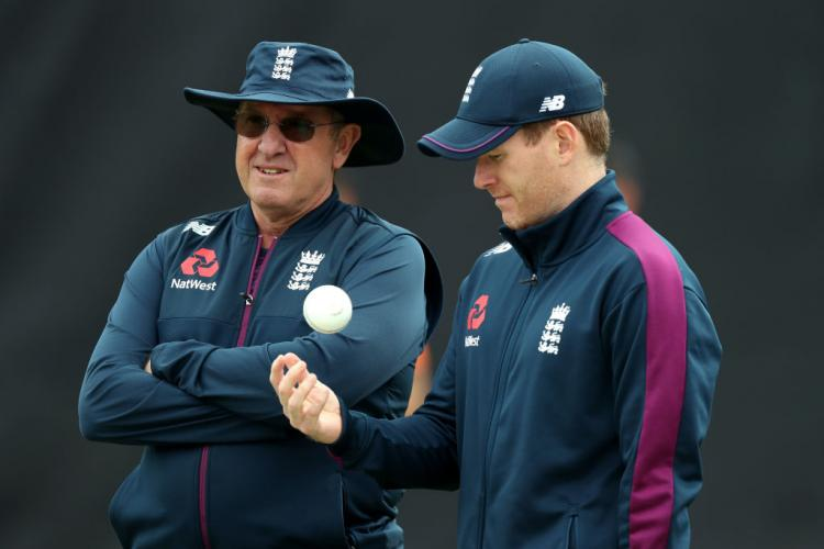 England's coach Trevor Bayliss believes it's time for new voice for team & World Cup win won't make him stay
