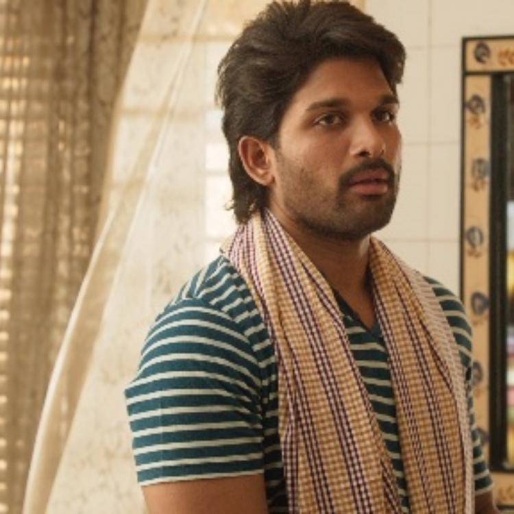 Allu Arjun's film with director Trivikram gets THIS title; Find Out