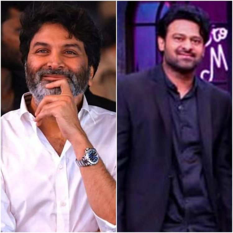 Trivikram Srinivas to collaborate with Prabhas for his next?