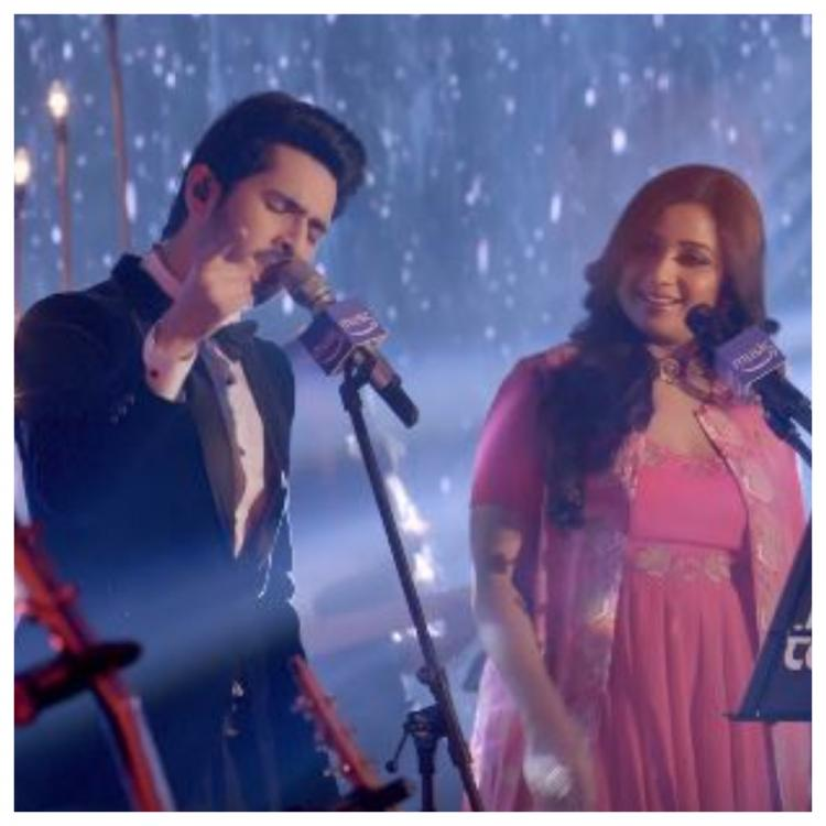 T-Series Mixtape Season 2: Shreya Ghoshal & Armaan Malik weave magic with the mashup of Tum Hi Ho and Rehnuma