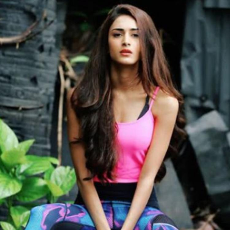 Erica Fernandes channels her Tuesday Thoughts in the perfect workout gear; check it out
