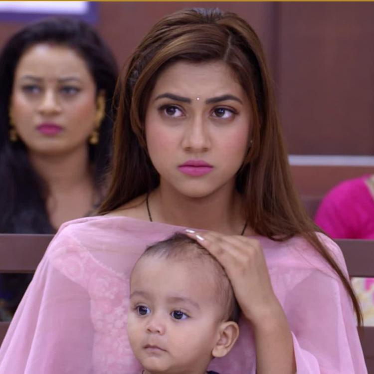 Tujhse Hai Raabta written update June 25, 2019: Sampada to put Moksh in day care