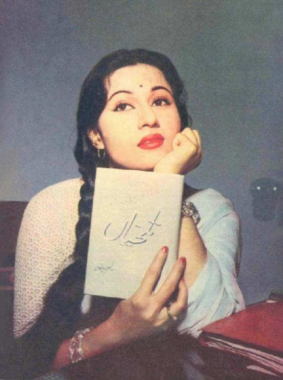 Not to be Missed : Madhubala in colour   PINKVILLA