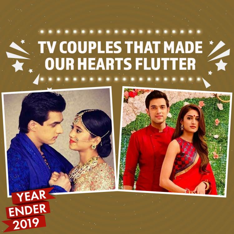 Year Ender 2019: From Naira & Kartik to Mishti & Abir, THESE top 7 onscreen TV couples made our hearts flutter