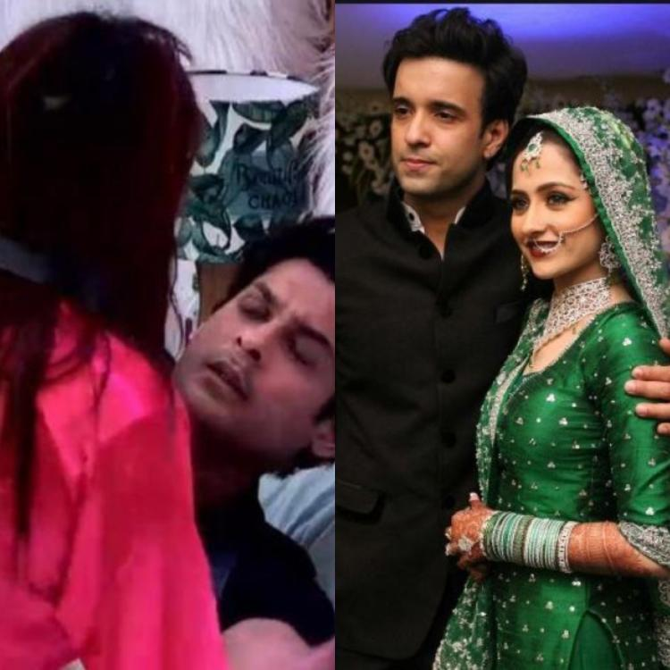 TV Newsmakers of the Week: From SidNaaz's fight to Sanjeeda Shaikh and Aamir Ali's four month old daughter