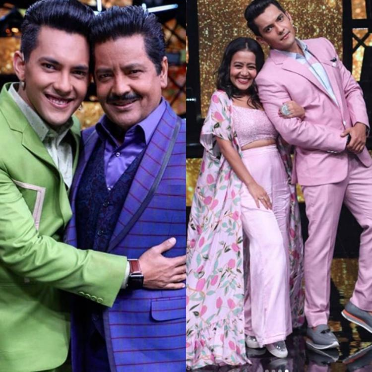 Udit Narayan REACTS to Aditya Narayan and Neha Kakkar's wedding reports; Says 'I wish the rumours were true'